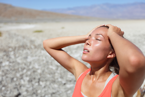 Avoid Overheating While you're Exercise