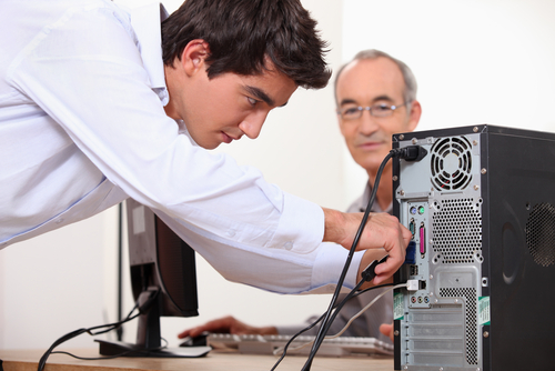 Call The Computer Repair Expert