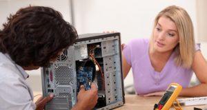 computer repair company